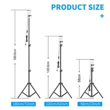 Usb-Lamp Led-Light Camping 84pcs with Tripods for Live-Stream Video Photos