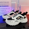 High Quality Soft Sole Golf Shoes Men Anti-Slip Comfortable Golf Trainers Mens Wearable Fashion Golf White Sneakers for Men