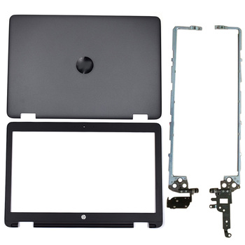 NEW For HP Probook 650 655 G2 G3 Laptop LCD Back Cover/Front Bezel/Hinges 840724-001 840725-001