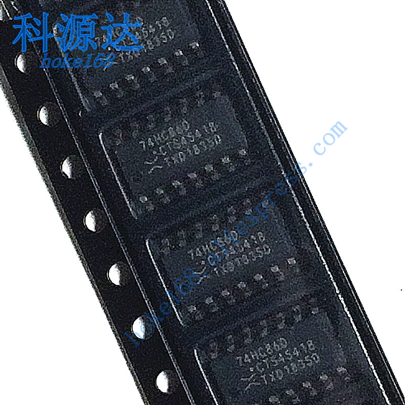 2 x 74HCT86 7486 QUAD 2-INPUT EXCLUSIVE OR GATE IC