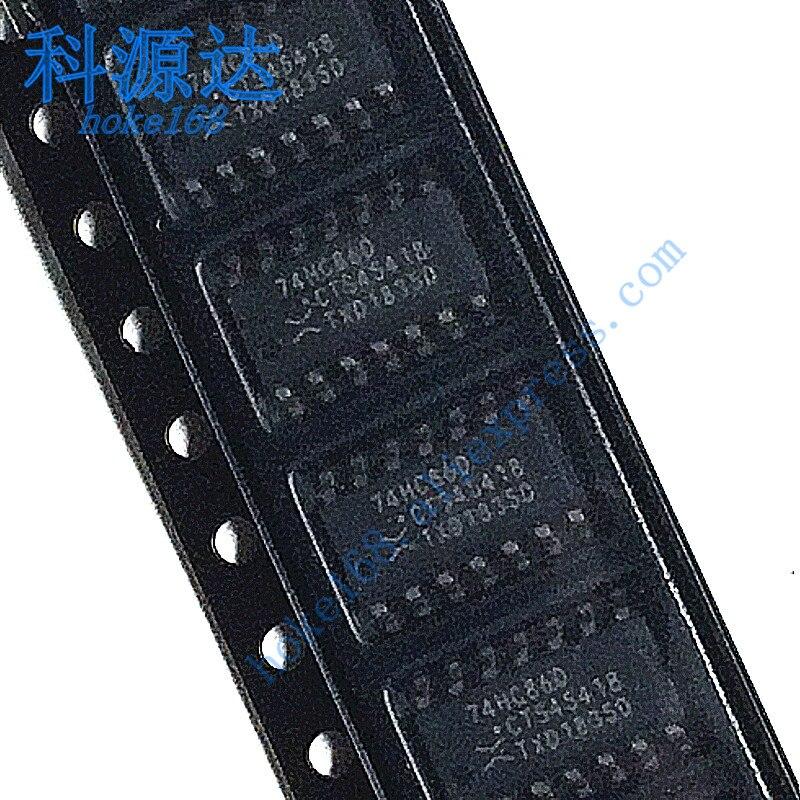 10pcs/lot 74HC86D SOP14 74HC86 74HCT86D 74HCT86 In Stock