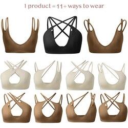 Коричневый однотонный популярный подарок для женщин Универсальный бюстгальтер инновационный для груди 1 шт. новый дизайн высокоэластичный...