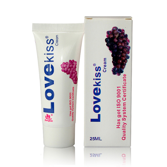 Water Based Flavored Sex Lubricant