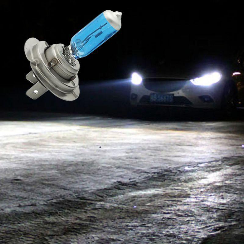 2pcs/set H7 Car Headlight 55W 12V LED Fog Lihgt 6000K Driving Lamp Bulb Universal For All Cars Headlight Bulb Lamp