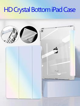 Dla iPad 10 2 Case 7 8 Generacji nowy iPad Air 4 Case 2020 iPad Pro 11 2021 Case 10 5 Funda 2019 Mini 5 2 1 Capa 9 7 6th Case tanie i dobre opinie SZEGYCHX Powłoka ochronna skóry 9 7 Mini 10 2 10 5 11 12 9 inch CN (pochodzenie) For iPad Air 4 3 10 5 7th 10 2 Mini 5 2019