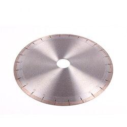DB02 D350mm бесшумные алмазные циркулярные пильные лезвия для керамических алмазных режущих дисков, режущие инструменты, цельный