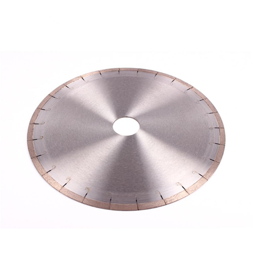 DB02 D350mm Silent Diamond Circular Saw Blades For Ceramic Diamond Cutting Disc Stone Cutting Tools One Piece
