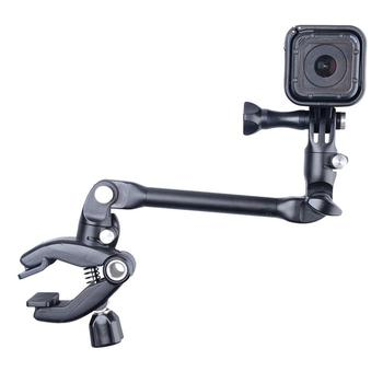 Adjustable Desktop Guitar Mic Music Mount Jaws Clamp for GoPro Hero 9 8 7 6 5 4 Go Pro Session Dji Osmo Action Cam Accessories