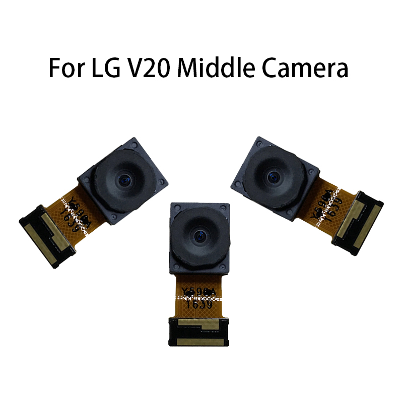 For LG V20 H990 H910 H918 LS997 US996 VS995 New Middle Camera Module Repair Part