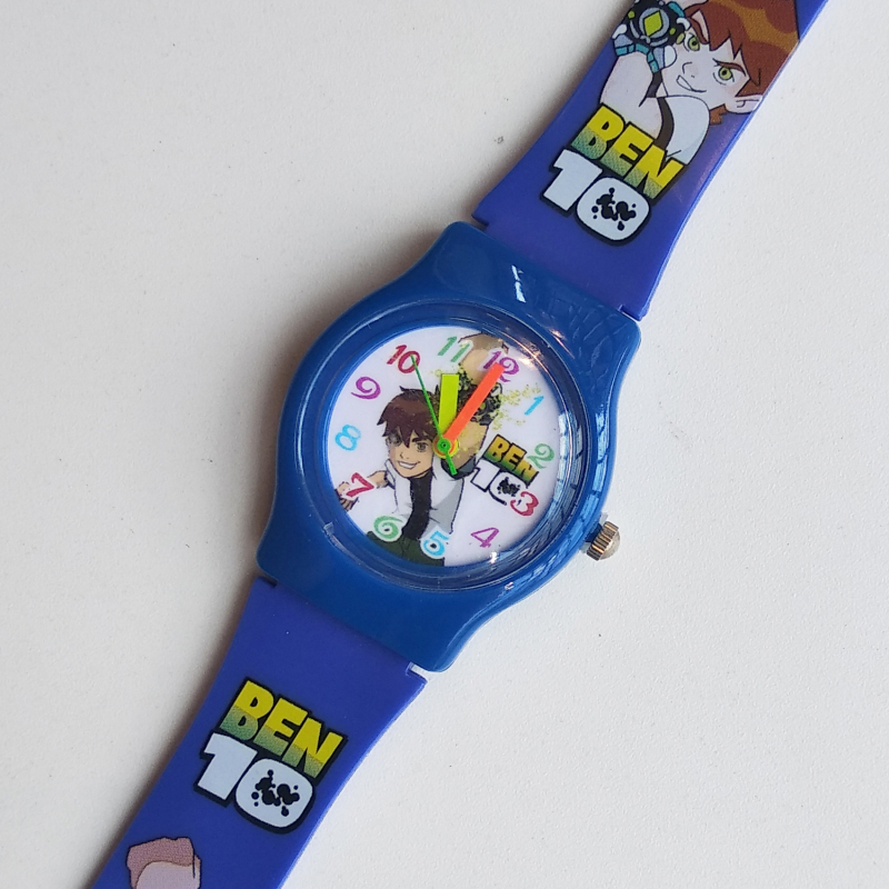 2020 Cartoon Children Watch Soft Silicone Quartz Kids Watches Men Child Wristwatch For Boys Students Sports Clock Relogio Hombre