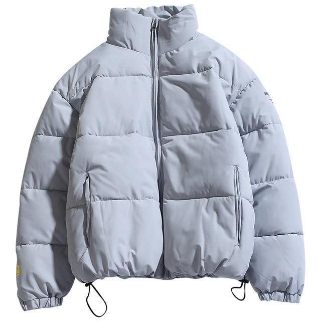 Men's Warm Thick Streetwear Jacket 2