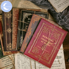 YueGuangXia 10 Designs Medieval Colletion Antique Scrapbooking/Card Making/Journaling
