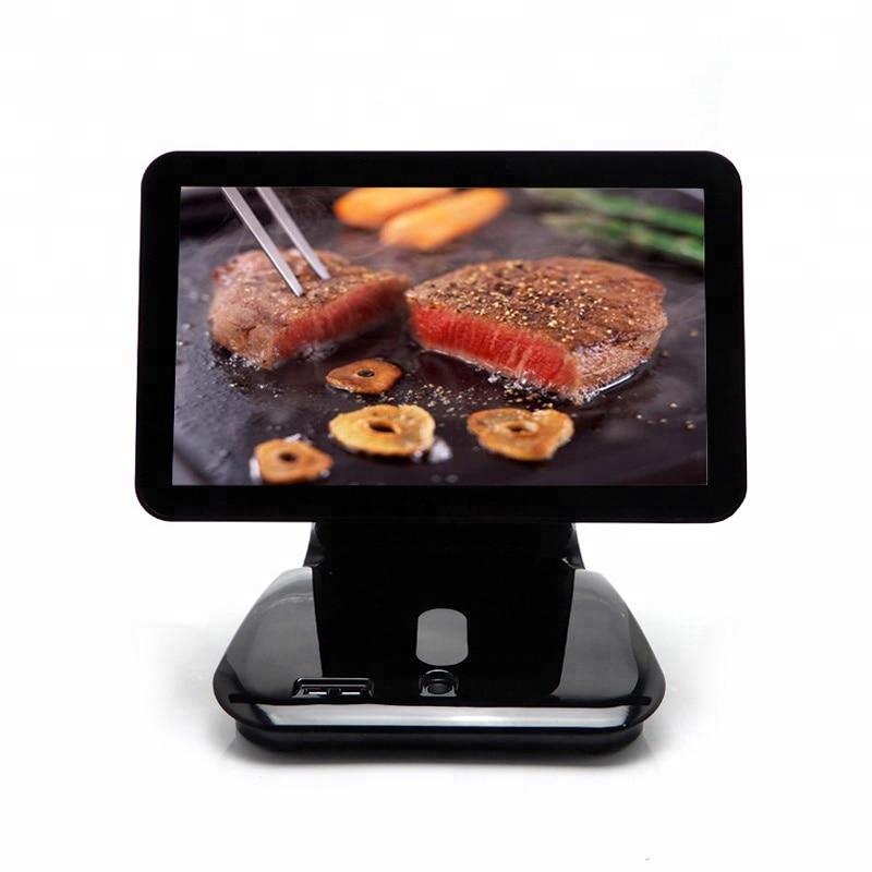 15.6 pouces Epos systèmes fenêtres Point de vente commande Pos Terminal tactile caisse enregistreuse pour Restaurant 1