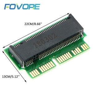 Image 2 - محول SSD M2 إلى SSD لماك بوك اير 2013 2014 2015 متر. 2 MKey PCIe X4 NGFF إلى SSD لأجهزة الكمبيوتر المحمول أبل لمحول ماك بوك اير SSD