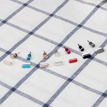 Zestaw wtyczek przeciwpyłowych Y8AC Port USB typu C 3 5mm wtyk słuchawek do Huawei P10 tanie tanio CN (pochodzenie) Gniazdo słuchawkowe