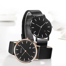 2019 Watches Men Luxury Wristwatch New Trend Male Clock Ultra Thin Minimalist Quartz Watch For Mens Waterproof Relogio Masculino инвертор quattro elementi a 160 160 а пв 60% до 4 0 мм 2 9 кг 160 240 в