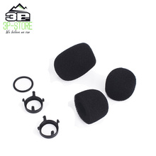 Wadsn Headset MIC Microphone Sponges Replacement Parts for Comtac Series headphones Airsoft Tactical Headset Sponges WZ160