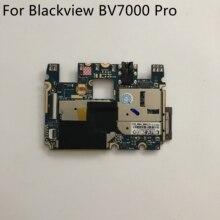 Б/у материнская плата 4 ГБ ОЗУ + 64 Гб ПЗУ, материнская плата для Blackview BV7000 Pro MTK6750 5,0 дюйма 1920x1080, Бесплатная доставка + номер отслеживания