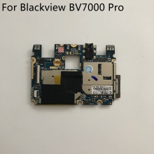 Used Mainboard 4G RAM+64G ROM Motherboard For Blackview BV7000 Pro MTK6750 5.0 inch 1920x1080 Free Shipping + Tracking Number