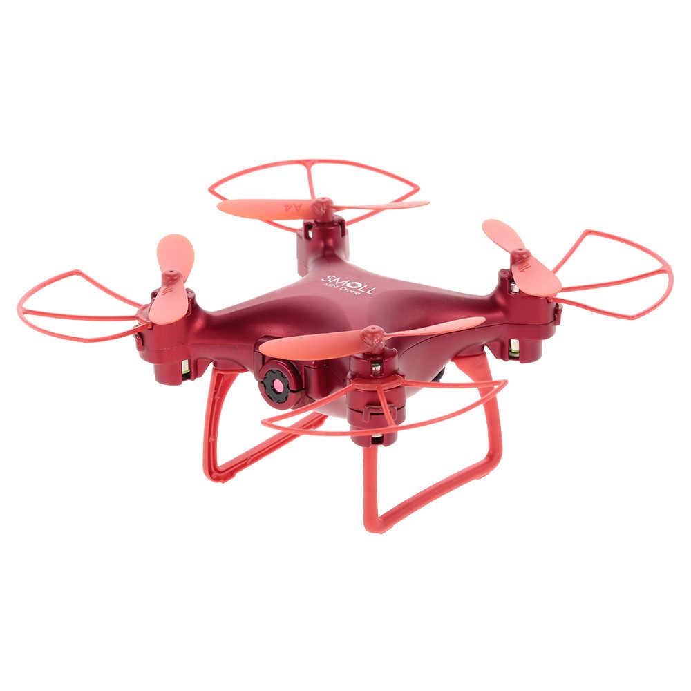 S13 720P Camera Wifi FPV 6-Axis Gyro Ketinggian Terus Tanpa Kepala RC Quadcopter Drone