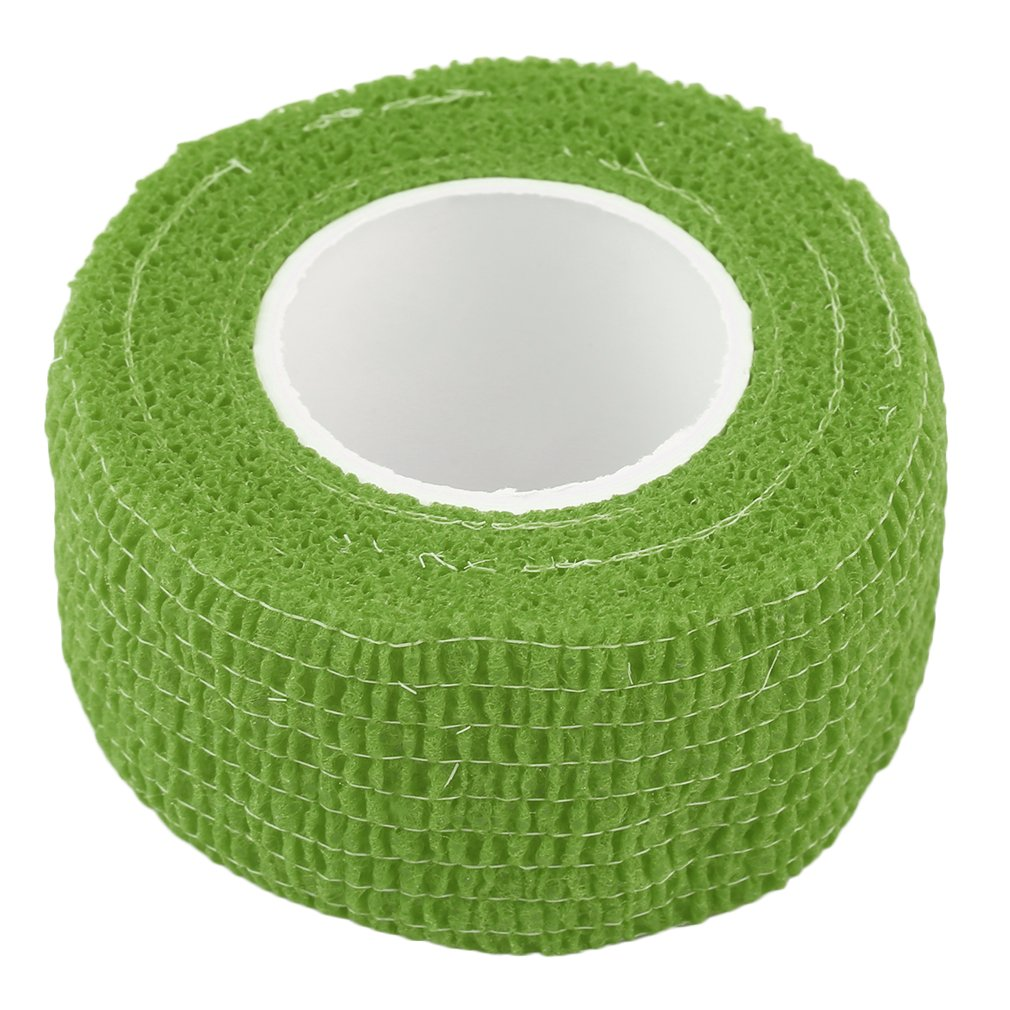 Self-Adhering Bandage Wraps Elastic Adhesive First Aid Tape Stretch New Arrival 2.5cm*4.5m