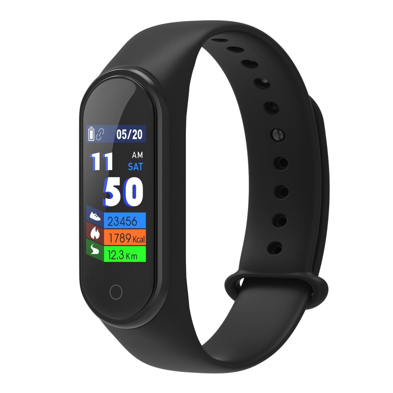 GIMTO Aptidão Esporte Pulseira Relógio Inteligente Pressão Arterial de Oxigênio Monitor de Freqüência Cardíaca Banda Inteligente Pulseira de Saúde Para O Huawei Honor 5