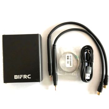 BIFRC DH20 Pro+ 3.7V Portable Pulse Spot Welder 5500mah Type-C USB Quick Release Spot Welding Pen for 18650 Batteries RC Models