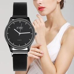 Fashion women Business Watch High-end Luxury Analog Round Ladies Watch Luxury Quartz Round Ladies Watch