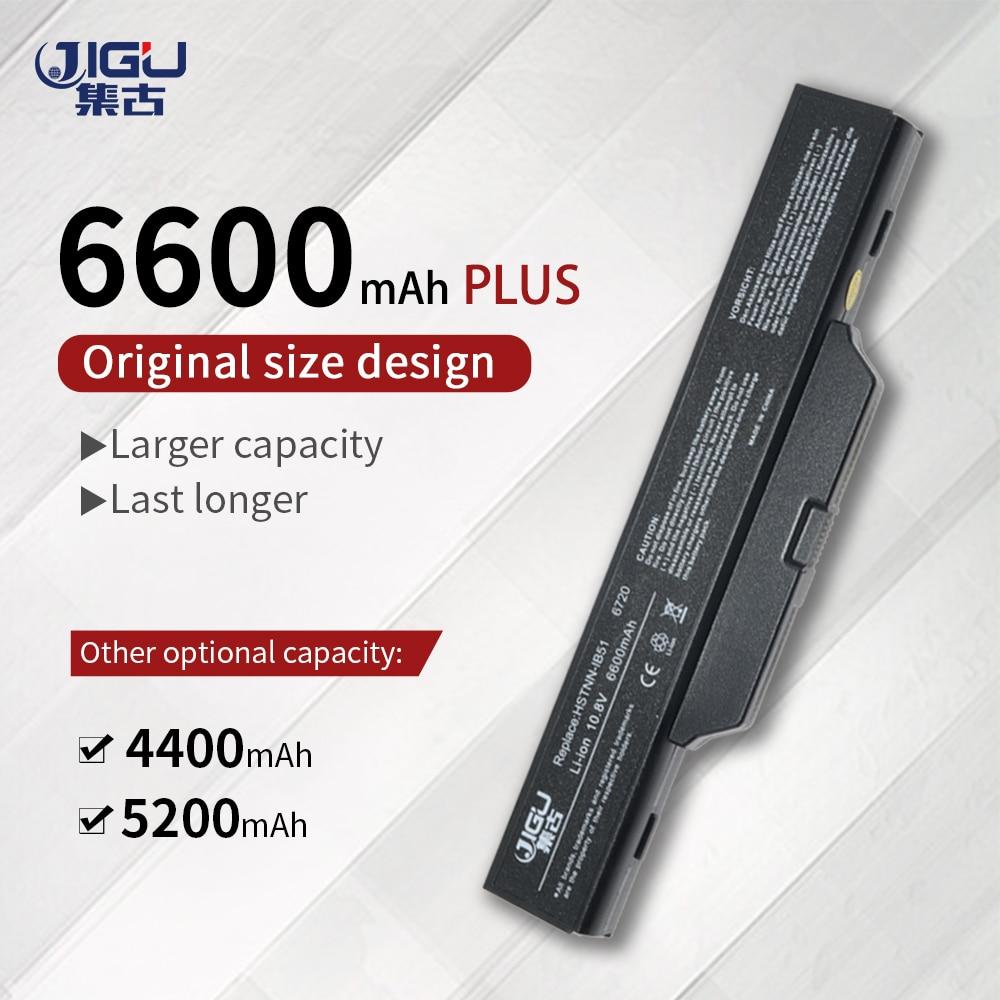 JIGU Laptop Battery For Hp HSTNN-OB51 HSTNN-IB52 HSTNN-IB51 GJ655AA 456864-001 451568-001 451086-161 451086-121