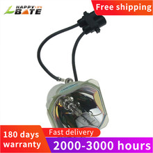 Substituição lâmpada do projetor nua ET LAL100 para PT LW25H/PT LX30H/PT LX26H/PT LX26/PT LX22/PT LW25HEA/PT LX26HEA/happybate