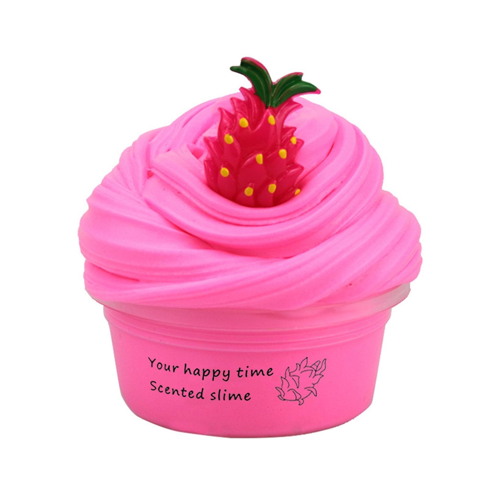 Toys Stress Fidget-Toy Slime Aromatherapy-Pressure Sensory-Anxiety Children Diy Cloud img3