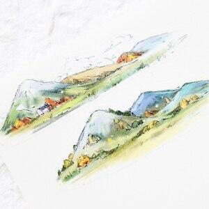 Image 5 - Moodtape washi bant orman hayvan peri masalı çocuk Scrapbooking albümü diy el yapımı dekorasyon çıkartması maskeleme kağıt bant