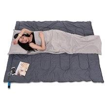 Sleeping-Bag Ultralight TOMSHOO Folding Camping Liner Travel-Bags Outdoor Portable Us-Stock