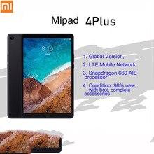 Xiaomi-Tableta 4 Plus para niños, Tablet Android de 10,1 pulgadas, 4GB de RAM, 64 GB de rom, versión LTE, Snapdragon 660, 1920X1200, HD