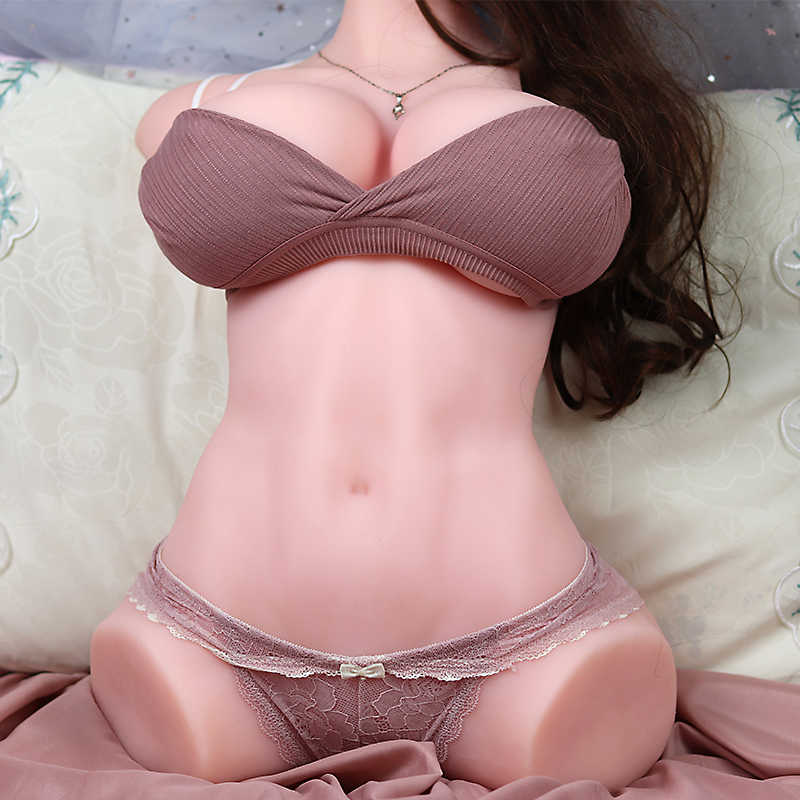 3d realista vagina e anal sexo boneca produtos sexy seios grandes macio metade do corpo sexo boneca homem masturbação grandes peitos bunda buceta