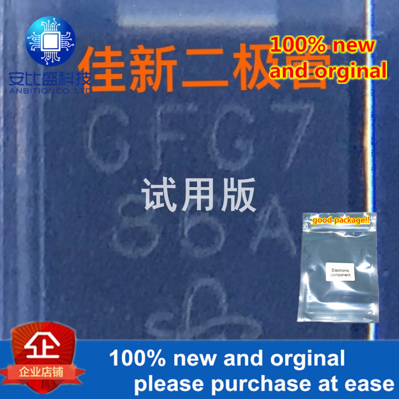 30pcs 100% New And Orginal SM15T33CA Original Import 33V Two-way TVS Protection Tube DO214AB Silk Screen GFG7  In Stock