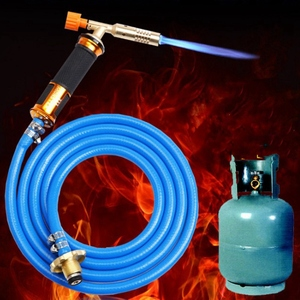 Image 2 - Ignition Liquefaction Welding Gas Torch Copper Explosion Proof Hose Welding Tool For Pipeline Air Conditioning