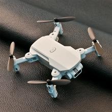 נייד HD מצלמה שלט רחוק RC Drone FPV 480P 4K HD מצלמה Quadcopter מתקפל Quadcopter צעצועים
