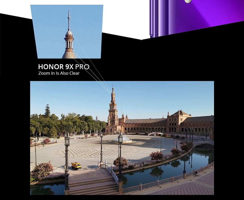 Honor 9X Pro 8GB 128GB 256GB Kirin 810 Liquid Cool Smartphone 48MP Triple Camera 6.59 Auto Pop Up Camera cellphone (8)