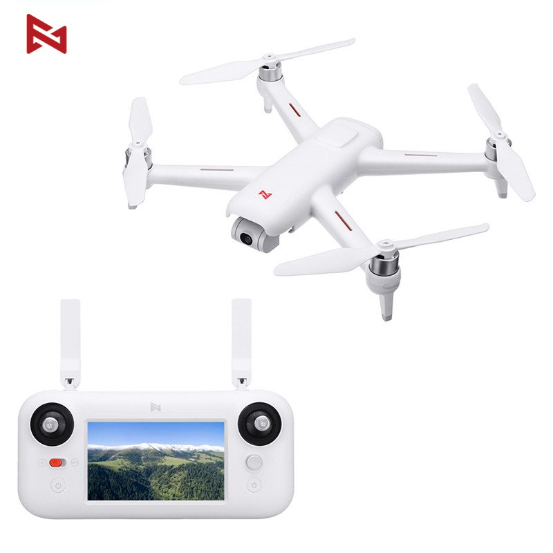 FIMI Drone Quadcopter Gimbal-Camera Professional RTF FPV A3 With 3/2-Axis GPS 33mins