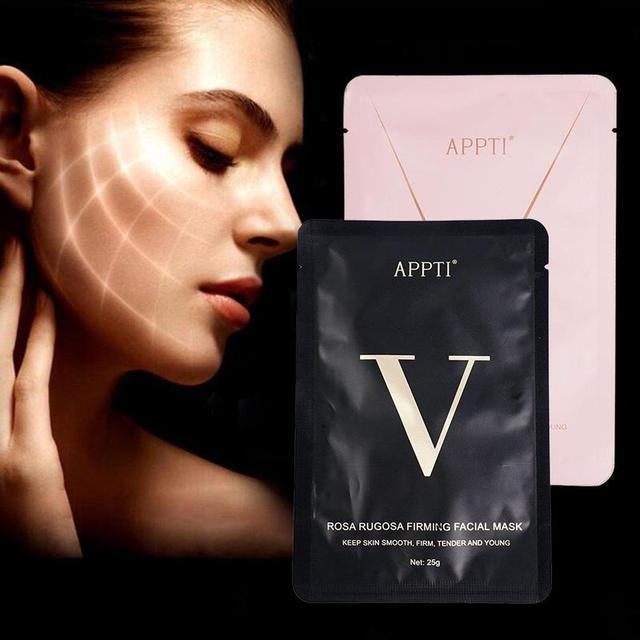 1 pcs Face Lifting Mask Miracle V Shape Slimming Mask Line Remover Wrinkle Double Chin Reduce Lift Bandage Skin Care Tool 1
