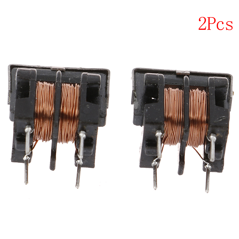 2pcs UU9.8 UF9.8 Common Mode Choke Inductor 15MH/25MH/30MH For Filter