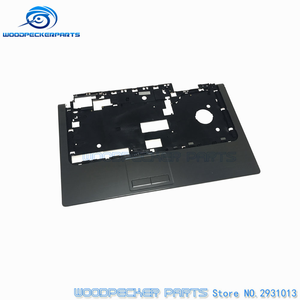 Original NEW Laptop Palmrest TOP Cover For <font><b>Dell</b></font> 1555 1557 <font><b>1558</b></font> Screen Back Palmrest Touchpad C Shell 0G3P3G G3P3G image