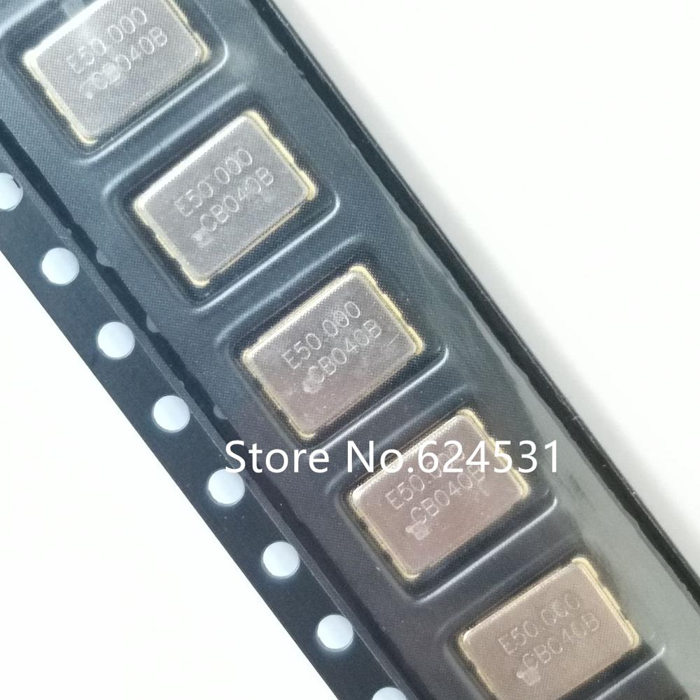 10pcs 5070 5*7 Patch Active Crystal Oscillator Clock Vibration 50MHZ 7050 7*5 Oscillator