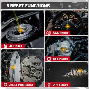 Image 2 - Thinkcar – outil de Diagnostic de voiture Thinkscan S99, lecteur de Code OBD2, réinitialisation de lhuile/freins/SAS/ETS/DPF, bricolage
