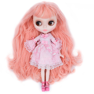 Image 2 - Neo Blyth Doll Customized NBL Shiny Face,1/6 OB24 BJD Ball Jointed Doll Custom Blyth Dolls for Girl, Gift for Collection FHYM