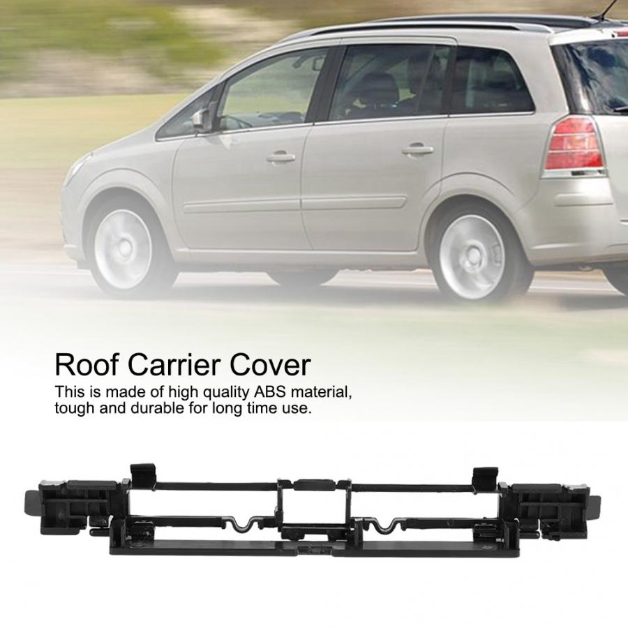 Moulding-Cover Carrier Rail-Trim Car-Roof-Laggage Vauxhall MK5 Opel Astra 13125723 Fits-For title=