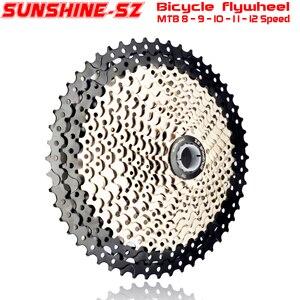 Sol bicicleta roda livre 8s 9s 10s 11s 12s mountain bike rodas dentadas 11-50tcassette volante