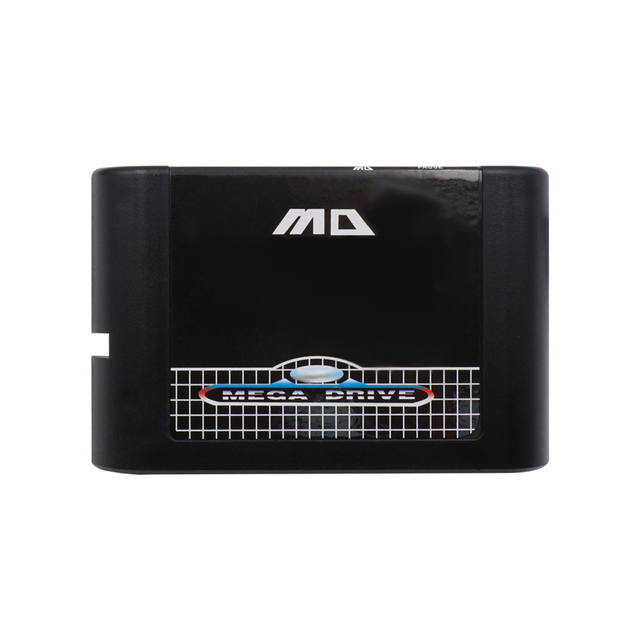 MD بطاقة الألعاب فلاش محرك الذاكرة بطاقة ل SEGA نشأة ميجا محرك MD1/MD2/ CD X/32X وغيرها