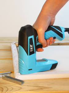 TASP Staple-Gun Frame Furniture Nails Carpentry Power-Tools Electric-Nailer Woodworking